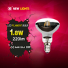 2017 Hot sell CE&ROHS passed 2w E14 R50 led filament bulb for indoor