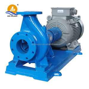 QI(R) bare shaft end suction centrifugal water pumps