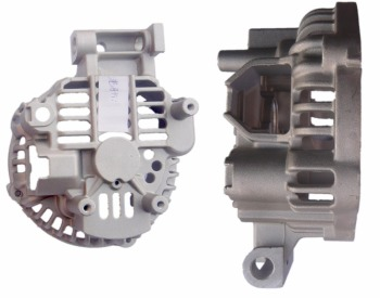 alternator generator housing for automobile