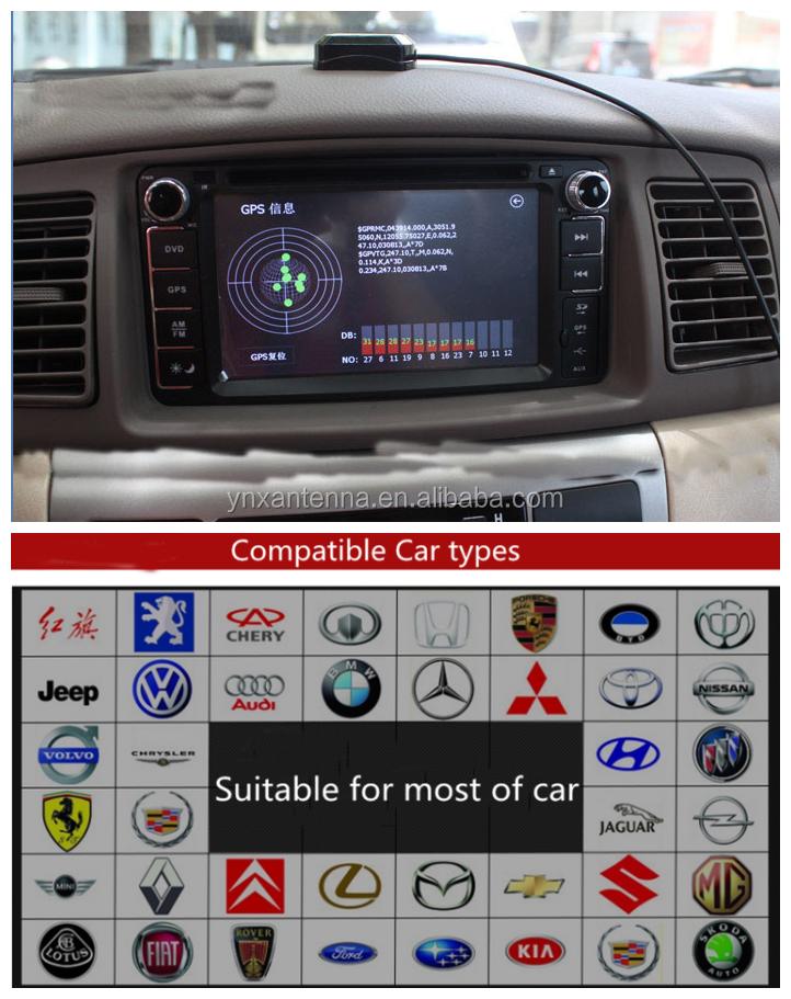 Gps Antenna Navi Fakra Rns510 500 Rns300 Rns310 Rns315 Mfd3 Mfd2 Columbus  Navi Navigation For Audi Rns-e Vw Passat B5 Tiguan Cc - Buy Gps Antenna  Navi