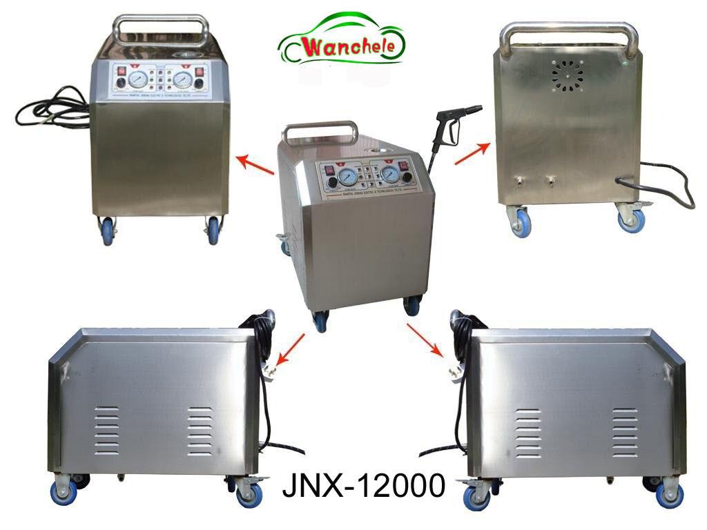 Jnx 12000 i de alta presi n de vapor de la m quina de - Maquina a vapor para limpieza ...