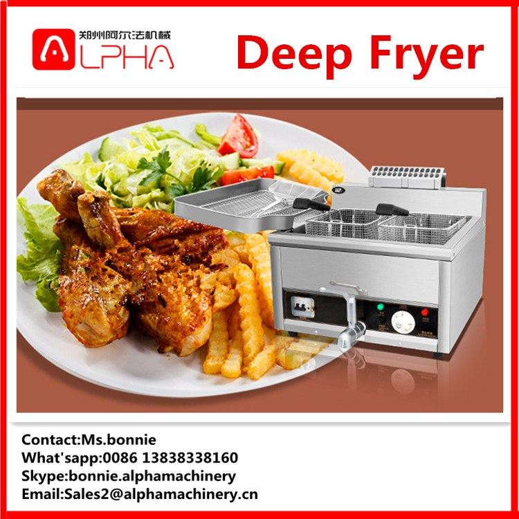 gold medal gas fryer