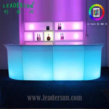 Astounding Outdoor Waterproof Led Light Up 16Color Plastic Tiki Bar Buy Tiki Bar Product On Alibaba Com Home Interior And Landscaping Mentranervesignezvosmurscom