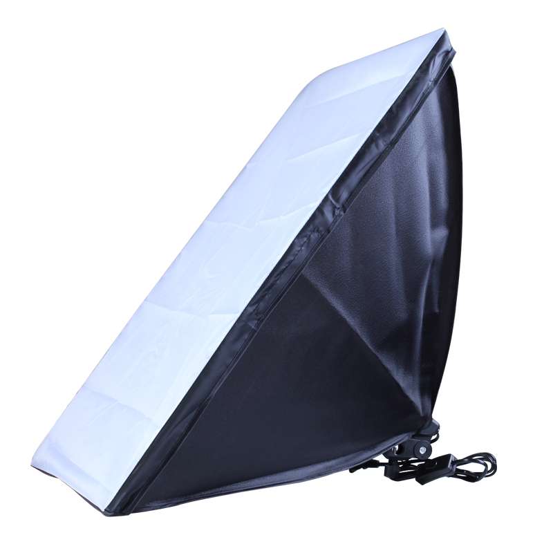 "50x70cm 20"" x 28"" Large Soft Box Studio Light Photography Softbox"