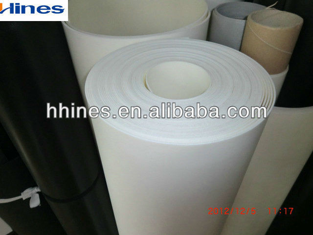 polystyrene foam sheets in rolls