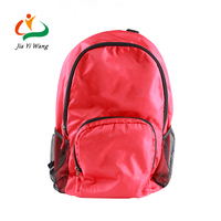 China new products polyester waterproof camera backpack