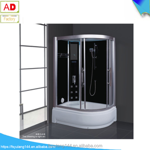 AD-921 China foshan supplier outdoor steam shower room 110V steamer with DVD tubs massage room