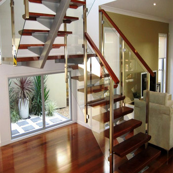 Durability Customized Home Design Stainless Steel Staircase Handle