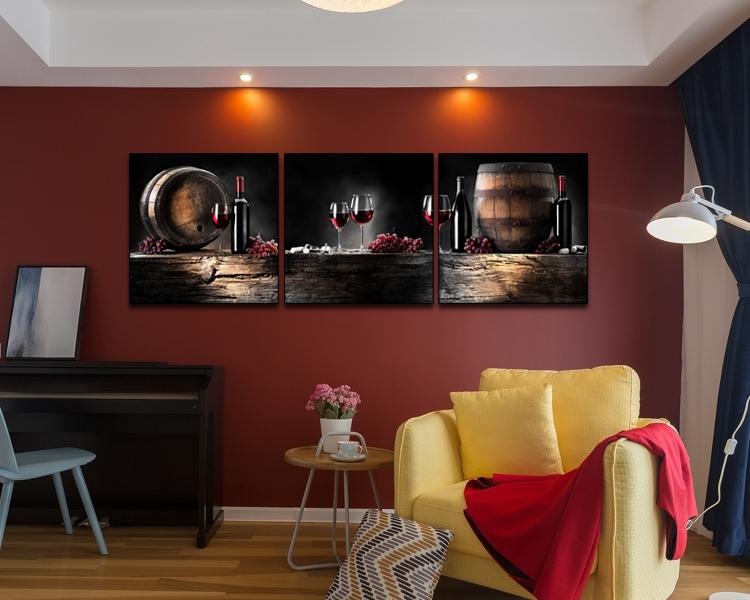Decorazioni Per Casa Moderna : Di alta qualità bottiglia di vino della decorazione della casa