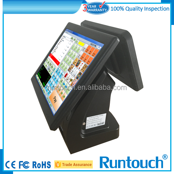 Runtouch Cash Register Point Of Sale Pos Retail Systems Software