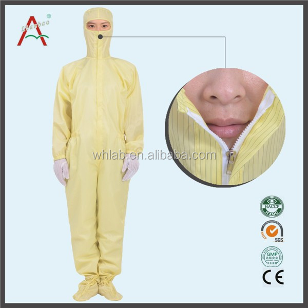 Disposable plastic body protective suit