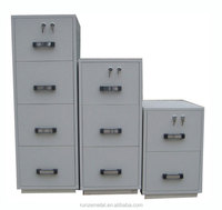 Fire Resistant Filing Cabinet, Metal Cabinet