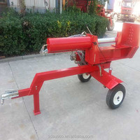 CE approved towable log splitter for farm tractor prices