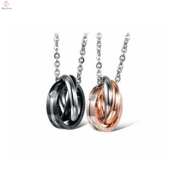 Wholesale Couple Wedding Ring Holder Necklace Buy Wedding Ring