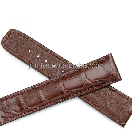 Jranter Wholesale Accessories for iWatch 100% Real Alligator Leather