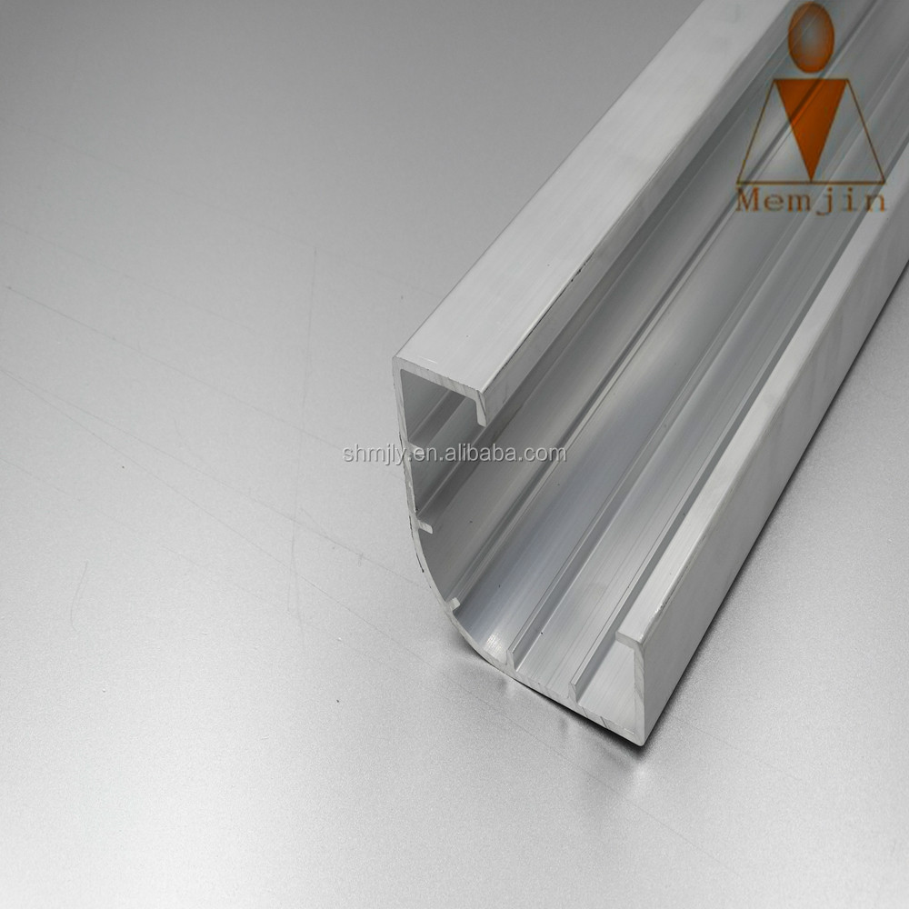 cost for solar panel frame aluminum profile from China