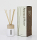Factory Price Ceramic Container In Custom Size Reed Diffuser Set For Home Decoration