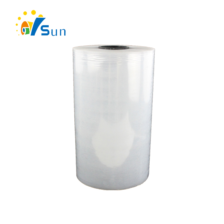 Made In China Griff Und Maschine Verwendung LLDPE Pallet Wrapping Film/LLDPE Stretch Film Jumbol Rolle