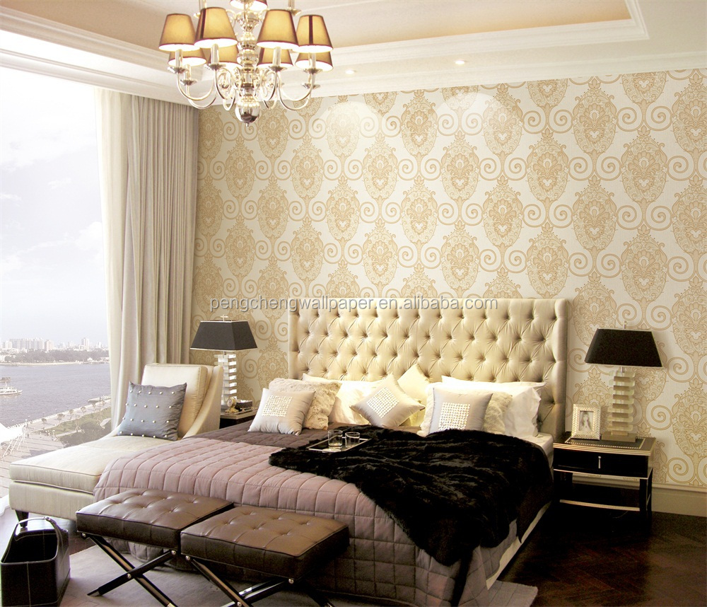 New Coming 3d Italian Wallpaper Designs For Home Decoration