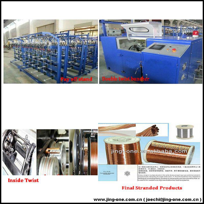 Pakistan 630p Dbt Automatic Wire Twisting Machine