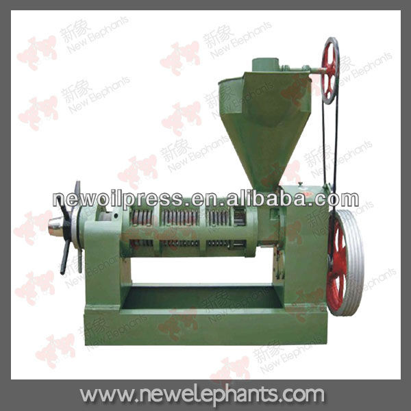 Jatropha Oil Mill from China Professional Oil Press Manfufacturer