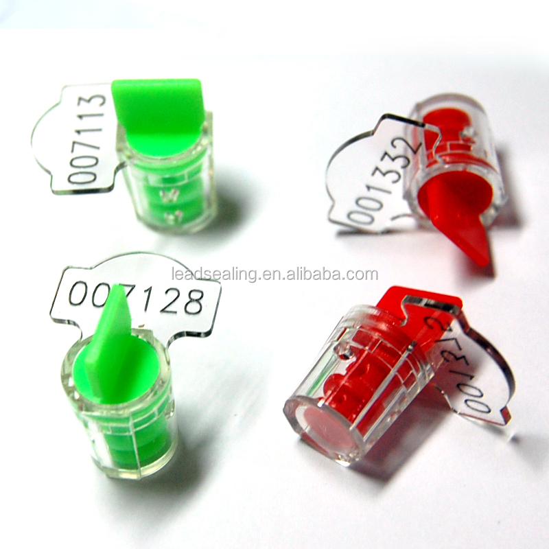 SL-01E High security electric meter seals Extinguisher lock twist