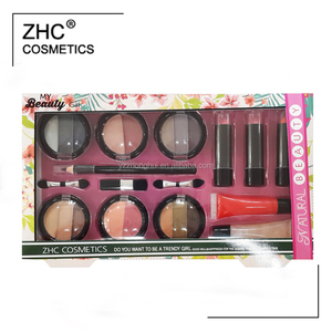ZH2902 Makeup kit set box cosmetics big makeup kit