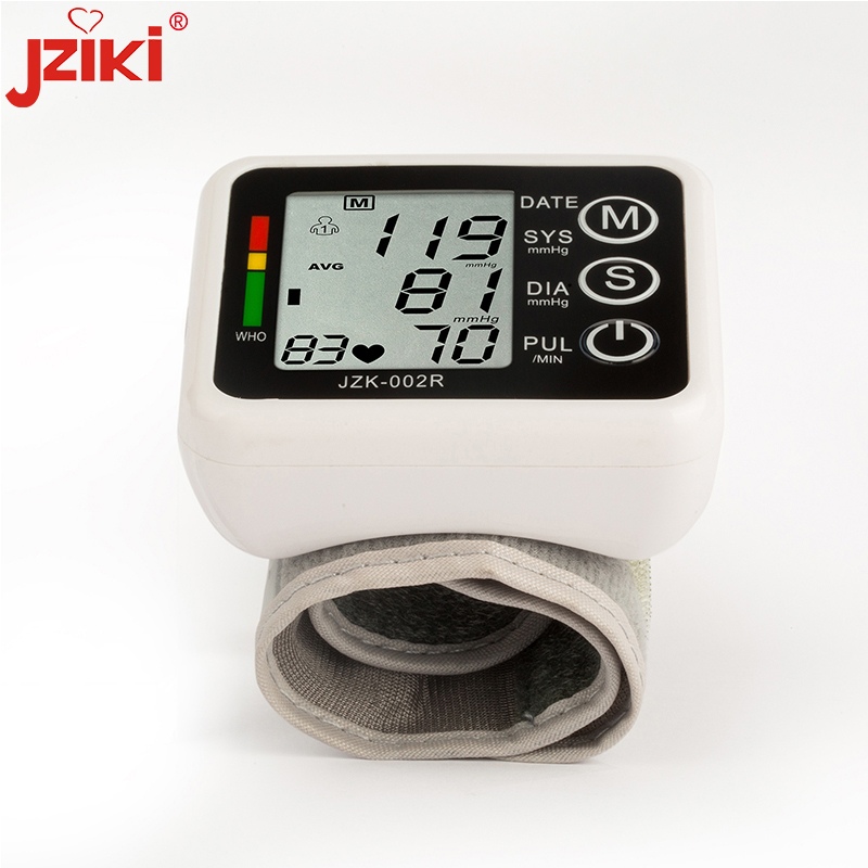 Digital Automatic Wrist Watch 24 Hour Blood Pressure Monitor Parts