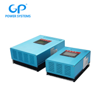 GP-with lcd display 12v~60v 30A 60A high efficiency MPPT solar charge controller