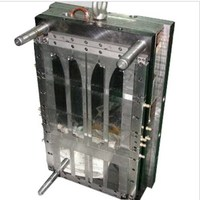 Professional plastic battery box mould