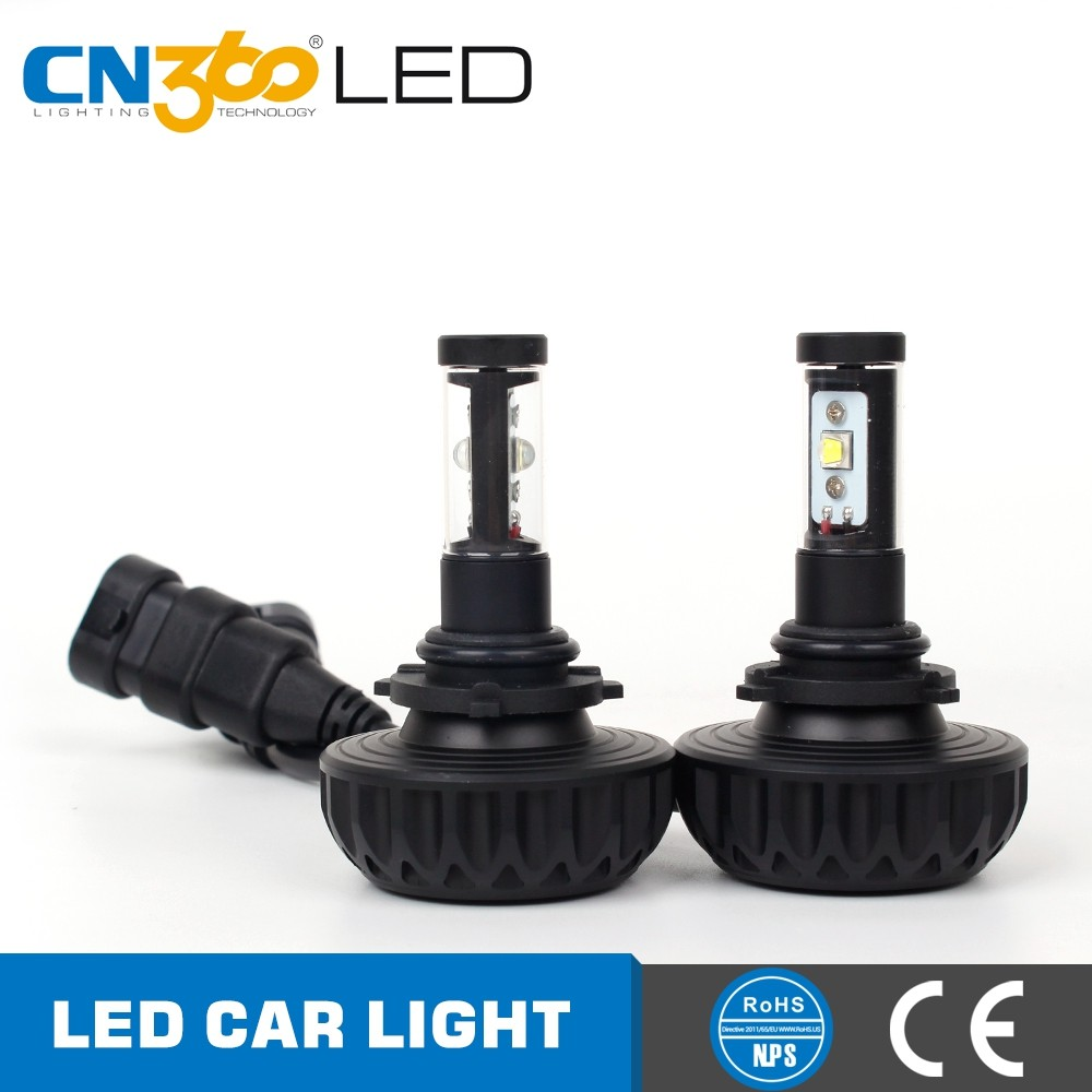 High Brightness Long Life CE Rohs Certified Headlights For Toyota Corolla