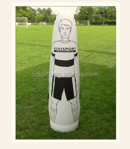 inflatable soccer mannequin goalkeeper training dummy