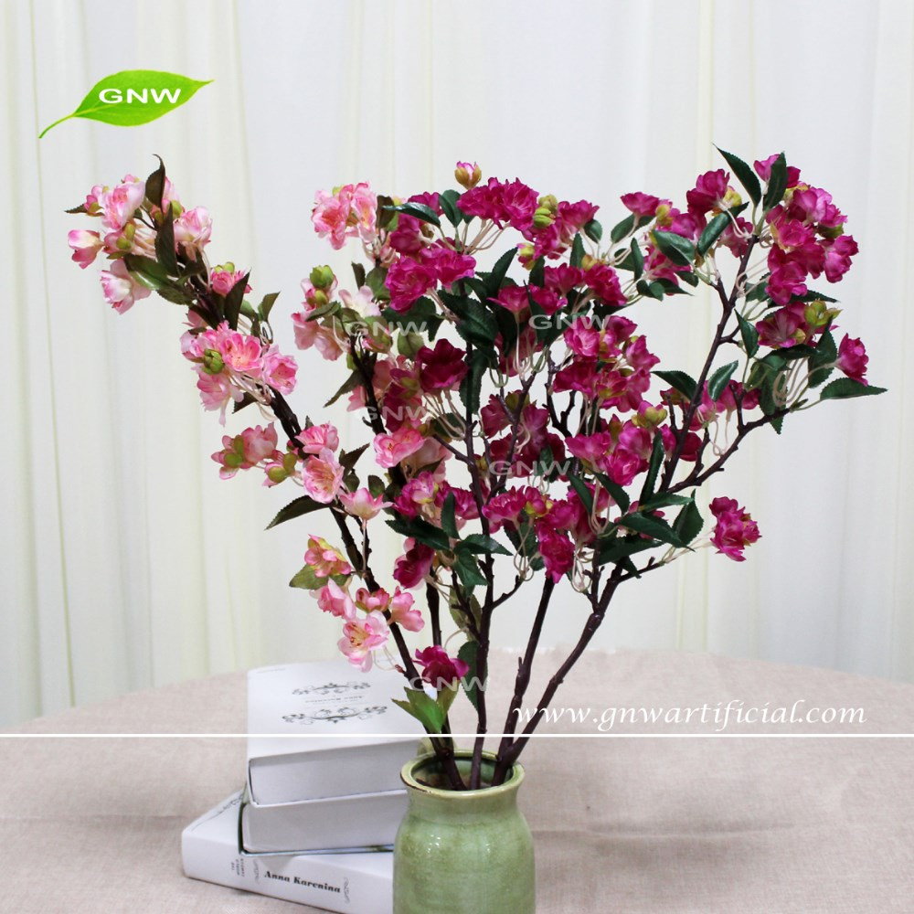 Gnw blb ch1605009 wholesale cheap red artificial silk cherry gnw blb ch1605009 wholesale cheap red artificial silk cherry blossom flower dhlflorist Image collections