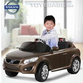 kids lisenced ride on car c30 volvo model cars