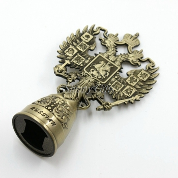 Peacock Design 3D Metal Bottle Opener for Beers Bottle Opener
