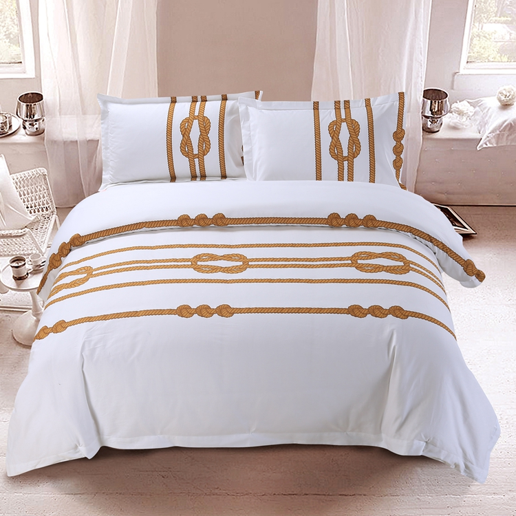 Direct Factory 100 Cotton King Size Luxury Bed Sheets Set Names