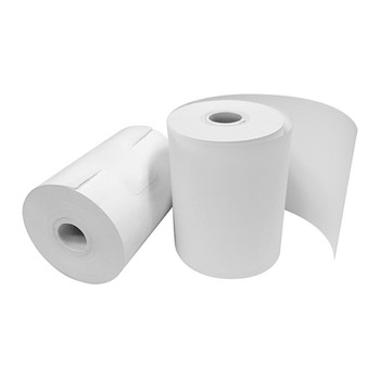 Bank ATM cash machine thermal paper 80x80mm thermal receipt paper with cheap price