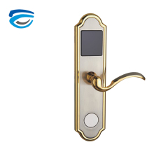 Zinc Alloy Keyless Card Hotel nfc door lock