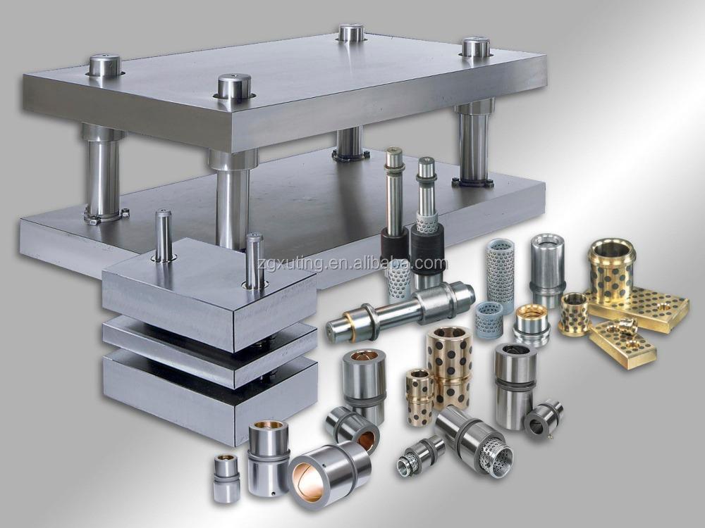 Machinery Manufacture Press Tool Die Sets Four Pillar Die