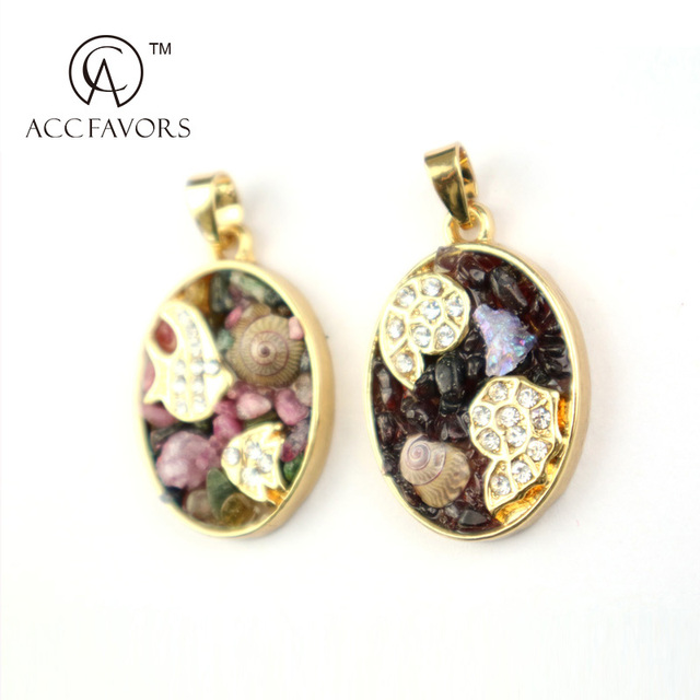China om charm pendant jewelry wholesale alibaba new product jewellery making pendants new fashion natural stone charm pendant jewelry aloadofball Choice Image