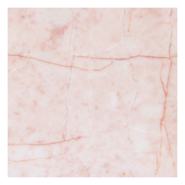 Polished Wall Slab Cut To Size Flooring Tile White Pink