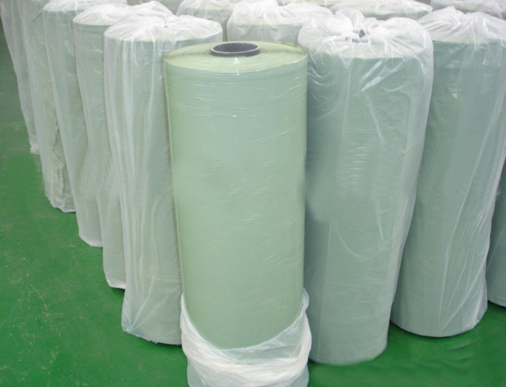 LLDPE Grass Silage Wrap Film LLDPE Corn Silage Green Machine Wrap