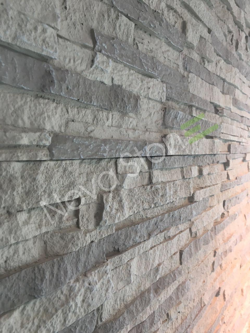 Paneles imitacion piedra para exterior cheap interesting - Paneles piedra natural ...