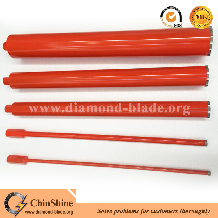Premium Quality diamond core bit and diamond tip core drill bit for reinforced concrete