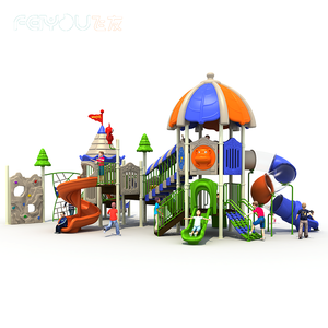 FEIYOU Buy Goods Theme Series Amusement Park Toys Games Kids Outdoor Playground