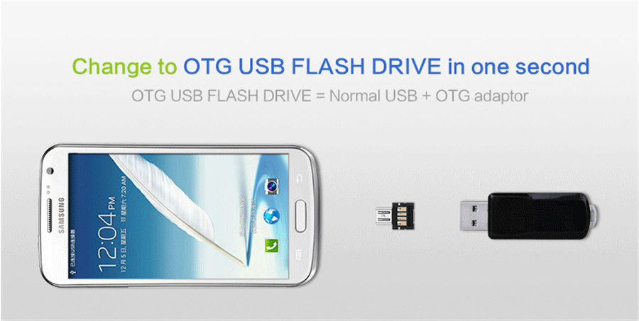 Detail Feedback Questions about OTG Adapter For usb flash