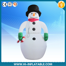 Funny inflatable snowman/Christmas inflatables/snow man