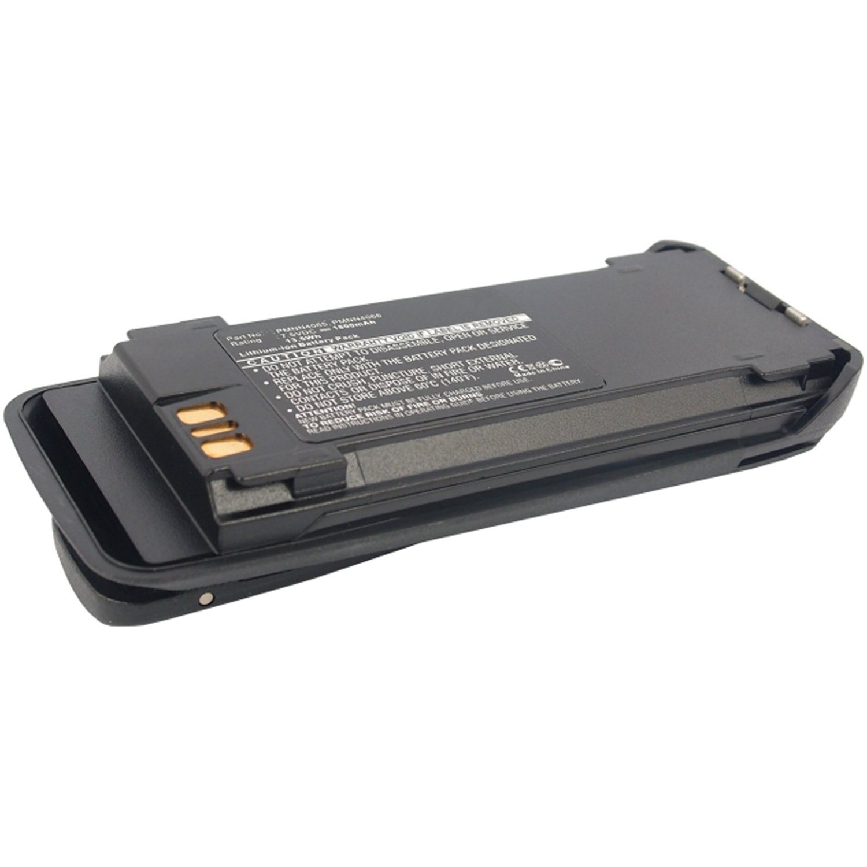 Exell 7.5V 1800mAh Li-Ion FRS 2way Radio Battery Fits Motorola GTP500, MotoTRBO DGP4150, MotoTRBO DGP4150+, MotoTRBO DGP6150, MotoTRBO DGP6150+, MotoTRBO DP3400, MotoTRBO DP3401, Vertex VXD720
