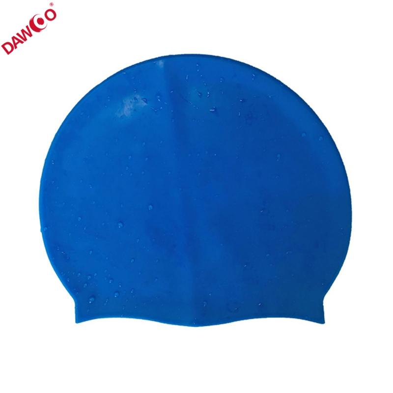 d27ea08afe50a Totalmente impermeable L tamaño Pelo Largo gorra de baño las mujeres  estancamiento gorra de natación