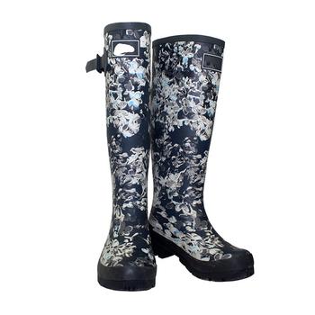 Blumendruck Gummistiefel mode Rain Floral Mit Buy Uk beste Ladys Mode Gummistiefel Beste Druckrain 3Rjq5AL4